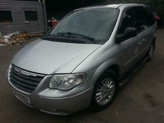 Chrysler Voyager 2.8CRD LX Plus AUTOMATIC 7SEATER DIESEL 2007 REG