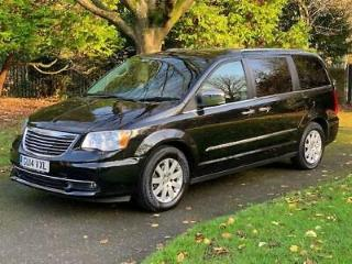 Chrysler Voyager CRD GRAND LIMITED