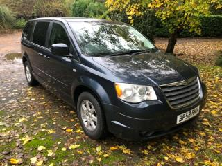 CHRYSLER VOYAGER TOURING CRD AUTOMATIC