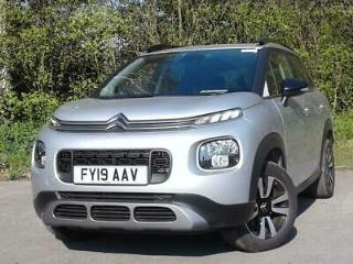 CITROEN 1.2 PURETECH 110PS FEEL 5DR COSMIC SILVER