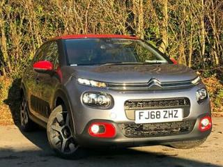 CITROEN 1.2 PURETECH 82PS FLAIR NAV EDITION 5DR GREY