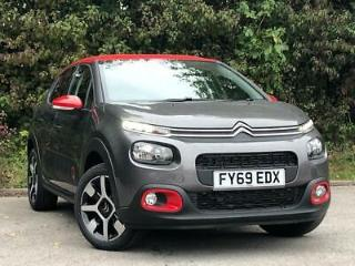 CITROEN 1.2 PURETECH 83PS FLAIR NAV EDITION 5DR PLATI