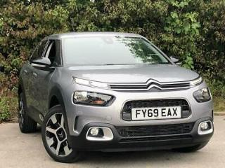 CITROEN 1.2 PURETECH FLAIR EAT6 5DR AUTO CUMULUS GREY