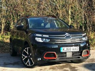 CITROEN 1.5 BLUEHDI 130PS FLAIR 5DR AUTO BLACK