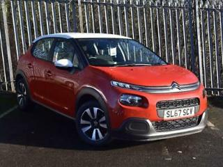 CITROEN 1.6 BLUEHDI 75PS FEEL 5DR ORANGE