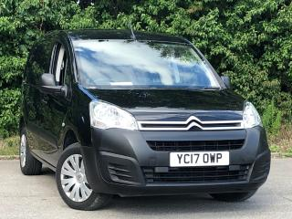Citroen Berlingo, 11006 miles, £8995