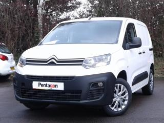 Citroen Berlingo, 15 miles, £13995