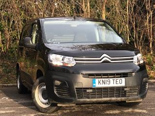 Citroen Berlingo, 964 miles, £9995