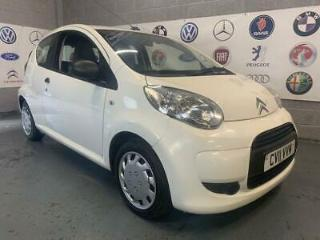 Citroen C1 1.0 i VTR 3dr PETROL MANUAL 2011/11