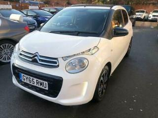 Citroen C1 1.0 VTi 68bhp ETG 2015.5MY Airscape Flair