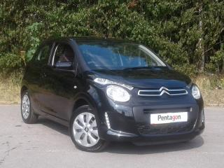 Citroen C1 1.0 VTI 72PS FEEL 3DR 3 DOOR HATCHBACK, 9999 miles, £6995