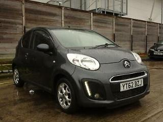 Citroen C1 1.0i 68 2012 VTR+ +ONLY 1 OWNER FROM NEW +WARRANTY +JUST SERVICED