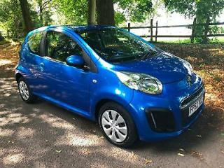 Citroen C1 1.0i VTR + £0 Road Tax + Low Mileage + Ideal 1st Car