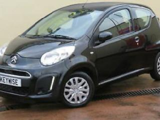CITROEN C1 1.0i VTR 2013 13 WITH 25,600 MILES, 6 SERVICE STAMPS & £0 ROAD TAX