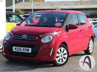 Citroen C1 1.2 PureTech 82 Feel 5dr