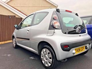 citroen c1 2008,1 previous owner, low miles