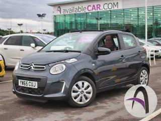 Citroen C1 Airscape 1.2 PureTech 82 Feel 5dr