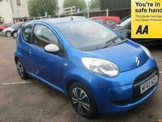 Citroen C1 SPLASH used car in blue
