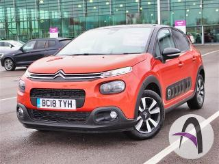 Citroen C3 1.2 PureTech 82 Flair 5dr Hatchback 2018, 14147 miles, £9299