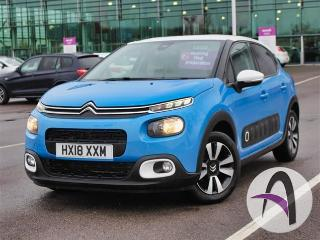 Citroen C3 1.2 PureTech 82 Flair 5dr Hatchback 2018, 7485 miles, £9699