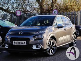 Citroen C3 1.2 PureTech 82 Flair 5dr Hatchback 2018, 7673 miles, £9999