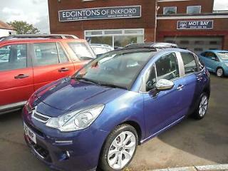 Citroen C3 1.2 VTi 82bhp 2013MY Selection