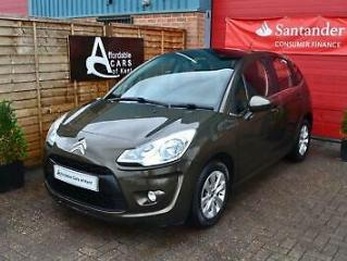 Citroen C3 1.4 VTR Plus 5dr PETROL MANUAL 2012/12