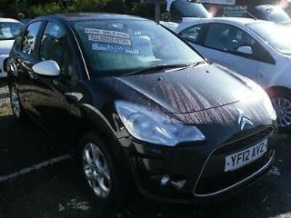 Citroen C3 1.4i Black 5dr