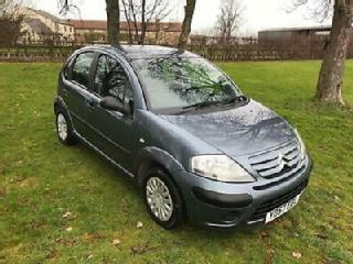 Citroen C3 1.4i Cool, Drive Away Today, Full Service History, 2 Lady Owners