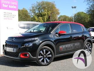 Citroen C3 1.5 BlueHDi 100 Flair 5dr Hatchback 2018, 9727 miles, £10299