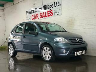 Citroen C3 1.6i 16v auto Exclusive 13000 WARRANTED MILES 2 OWNERS SERVICE WARRAN