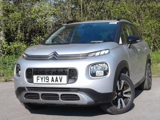 Citroen C3 AIRCROSS 1.2 PURETECH 110PS FEEL 5DR MPV MULTI PURPOSE VEHICLE, 1543 miles, £12776