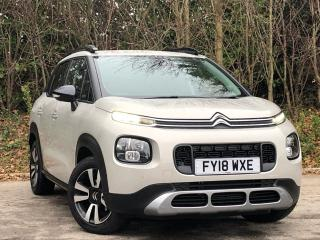 Citroen C3 AIRCROSS 1.2 PURETECH FLAIR 5DR MPV MULTI PURPOSE VEHICLE, 2189 miles, £11795