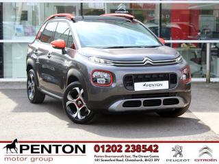Citroen C3 Aircross 1.2 PureTech Flair s/s 5dr LOADED with FACTORY OPTIONS! 2019, 10 miles, £15990
