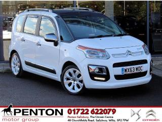 Citroen C3 Picasso 1.6 HDi 8v Selection 5dr £20 TAX DIESEL SUNROOF! 2013, 76000 miles, £4290