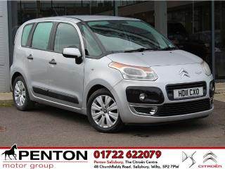 Citroen C3 Picasso 1.6 HDi 8v VTR+ 5dr 1 OWNER £30TAX GREAT VALUE 2011, 83000 miles, £3490