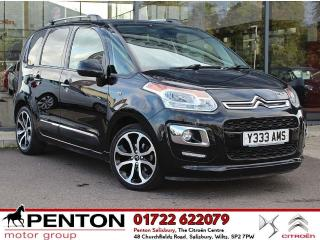 Citroen C3 Picasso 1.6 HDi Exclusive 5dr SUNROOF FACTORY OPTIONS! 2014, 34000 miles, £6490