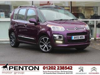 Citroen C3 Picasso 1.6 HDi Selection 5dr SUNROOF £20TAX LOW MILES 2015, 5000 miles, £7490
