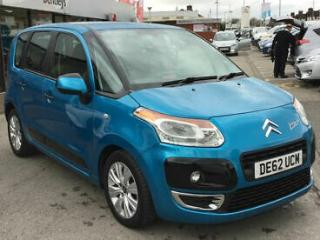 Citroen C3 Picasso 1.6 HDI VTR+ 5Dr