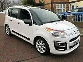 Citroen C3 Picasso 1.6TD 90bhp 2014MY Selection