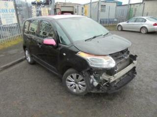 Citroen C3 Picasso 2013 1.4 VTi VTR+ Damaged Repairable Salvage