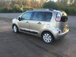 Citroen C3 Picasso Exclusive Diesel HDI 2011 Cruise,Climate,Parking £30 Tax