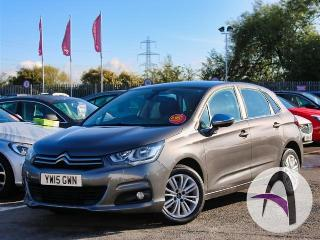 Citroen C4 1.6 BlueHDi 120 Flair 5dr Hatchback 2015, 32065 miles, £6999