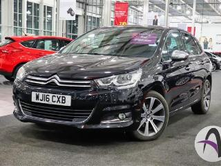 Citroen C4 1.6 BlueHDi 120 Flair 5dr Hatchback 2016, 9758 miles, £8499