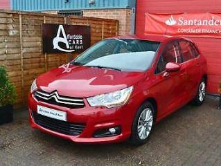 Citroen C4 1.6 HDi VTR Plus 5dr DIESEL MANUAL 2013/13