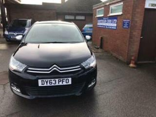 CITROEN C4 1.6 SELECTION 5DR ONLY 49K MILES, 2 OWNERS, FULL HISTORY, HPI CLEAR