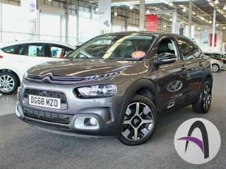 Citroen C4 Cactus 1.5 BlueHDi 100 Flair 5dr