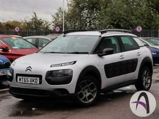 Citroen C4 Cactus 1.6 BlueHDi 100 Feel 5dr