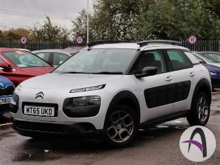 Citroen C4 Cactus 1.6 BlueHDi 100 Feel 5dr Hatchback 2015, 43054 miles, £6999