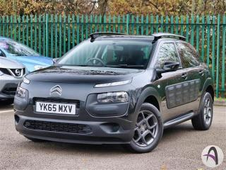 Citroen C4 Cactus 1.6 BlueHDi 100 Feel 5dr Hatchback 2015, 44957 miles, £6999